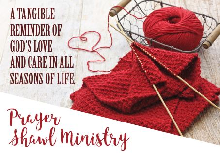Saint Joseph Parish Of The Panther Valley Prayer Shawl Ministry
